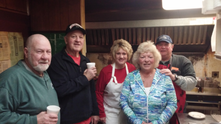 Kitchen Crew/REaffle'17Leo,Lee,Janet,K.C.,Joe