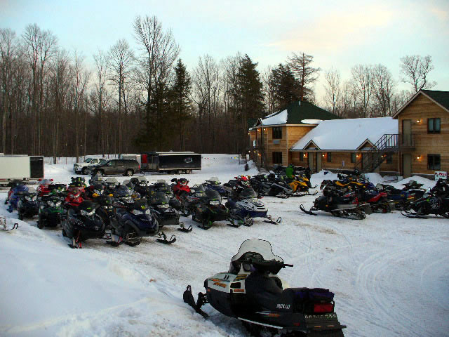 & The Root Cellar Resort u2022 Snobunnies Snowmobile Club